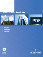 GE Products Catalogue - Sealant