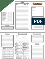 e6 Character Sheet v2.0