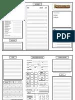e6 Character Sheet