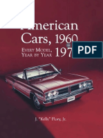 American Cars 1960-1972 Every Model