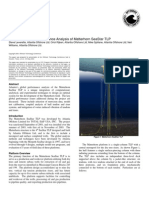 Integrated Global Performance Analysis of Matterhorn SeaStar TLP