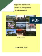 « Dictionnaire malgache-français & français-malgache »