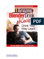 31 Blender Drinks