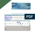 Agenda de Formação - Aveiro - Maio de 2014