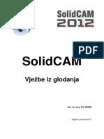 03 Vjezbe SolidCAM - GLODANJE