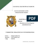 TrabaoUNIDADIIICorrientesPedagógicas(2006)