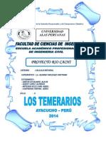Estudio Tematico - Socio Cultural (Ayacucho) 2012 a898ef66215