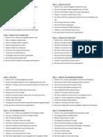 28 Karangan 10 Ayat Tema Sekolah & Fakta