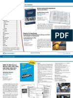 Bentley Publishers Summer 2015 Catalog