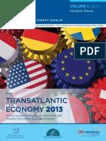 Transatlantic Economy 2013 Vol1