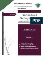 Reporte3 de Quimica Oxido Reduccion 1CV1