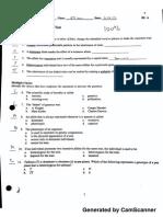bio test science