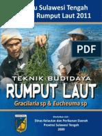 Juknis Budidaya Rumput Laut