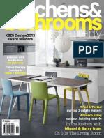 Kitchens Bathrooms Quarterly Issue 2014