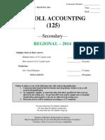 125 s-payroll accounting r