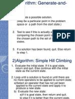 Hieuristic Search Algorithms