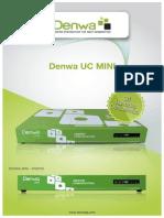Denwa Datasheet Mini 060613