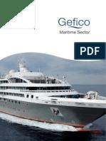 Gefico Maritime Sector