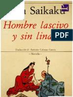 Saikaku Ijara - Hombre Lascivo y Sin Linaje