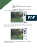 Get Sharper Images Using Blur and Blending