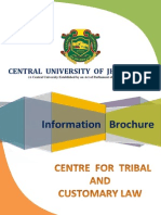 Centre for Tribal and Customary Law
