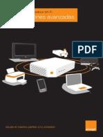 Configuracion avanzada Livebox 2.1