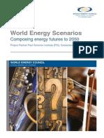 World Energy Scenarios Composing Energy Futures to 2050 Executive Summary
