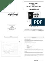 DigiEseg HR - 8000 Plus