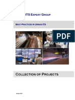 2013 Urban Its Expert Group Best Practice Collection