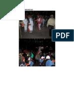 Danzas de La Comunidad Pamatacuaro