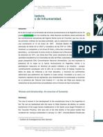 Mujeres y Dictadura Argentina (1)