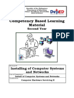 CHS Module 4 - Install Computer Systems and Networks