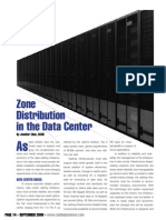 Zone Distribution in the Data Center