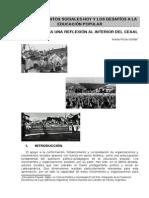 Movimientos Sociales - Maria Rosa Goldar