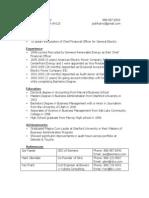 bus 2200 good resume example