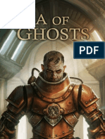 Sea of Ghosts Artbook