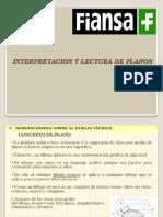 Curso de lectura de planos (presentación)