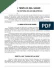 Historia de Las Bibliotecas - Los Templos Del Saber