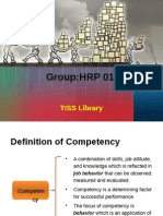 TISS Library - Group HRP Project