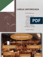 Carga unitarizada