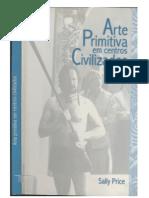 Arte Primitiva Em Centros Civilizados Autora Sally Prince