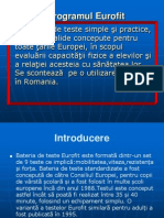 Duran Alexandru -Eurofit