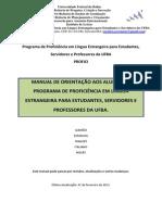 Manual de Orientac3a7c3a3o Aos Alunos