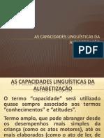 As_capacidades_linguisticas_da_alfabetização