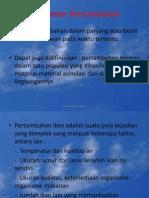 Dinamika Populasi JPK UNSOED.5 (Parameter Pertumbuhan)