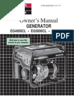 Eg 5000 Manual