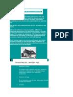 Ventajas y Usos del PVC en la Construcción