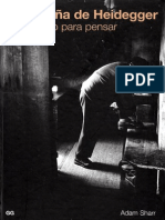 LA CABAÑA DE HEIDEGGER. Un espacio para pensar_Editorial GG