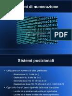 Sistemi Numerazione (Slide)