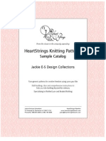 HeartStrings Knitting Patterns catalog